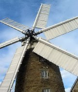 Peak District: Heage windmill
