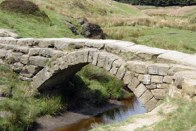 Packhorse Bridge - Burbage